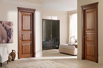 Межкомнатные двери из массива и мдф