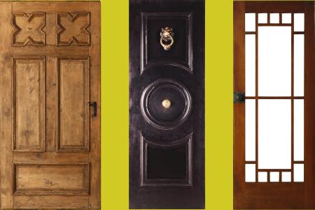 Двери Design